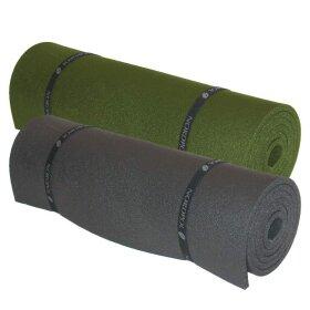 10 mm tykt liggeunderlag, prisvenligt og leveres med remme