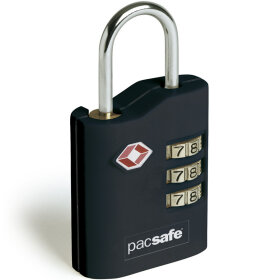 Pacsafe - Prosafe 700 TSA kodelås sort