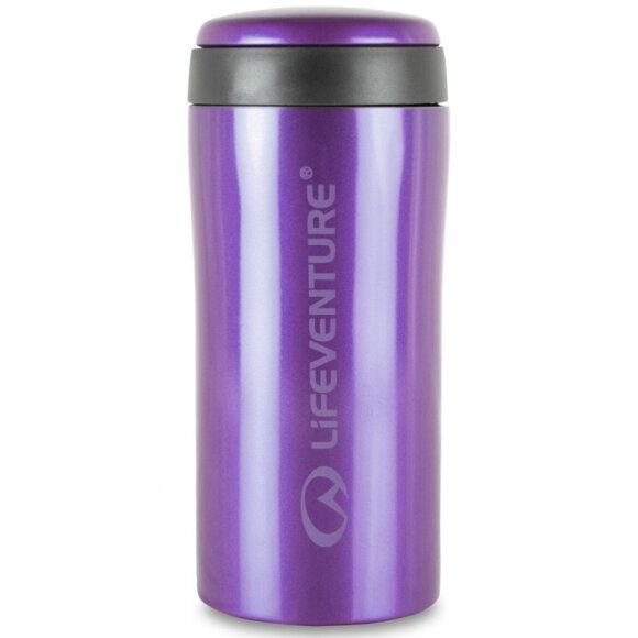 LifeVenture - Thermal Mug 300 ml Purple