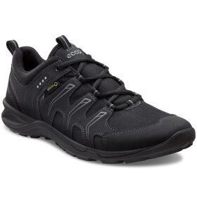 Vandtæt sort sko - Med Terracruise er du klar til alt slags vejr