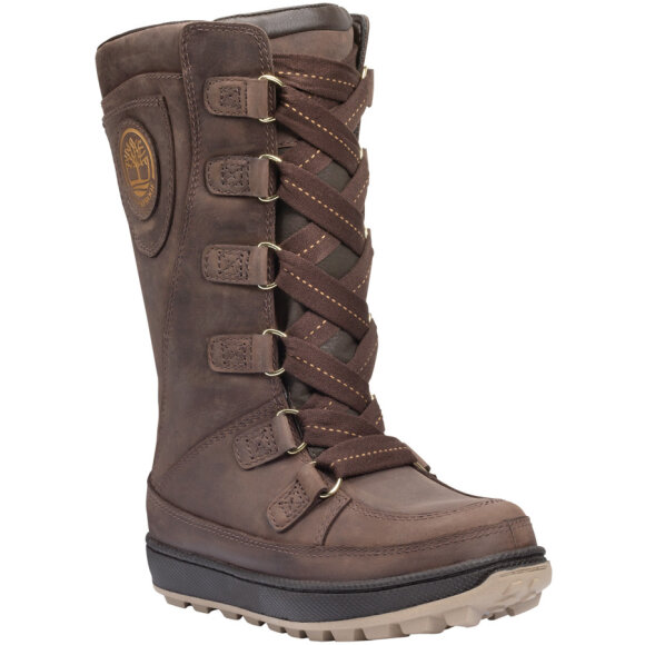 Timberland - Mukluk 8in Go Brown