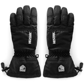 Hestra - CZone Powder 5-finger Black