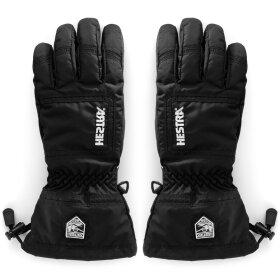 Hestra - CZone Powder 5-finger Black