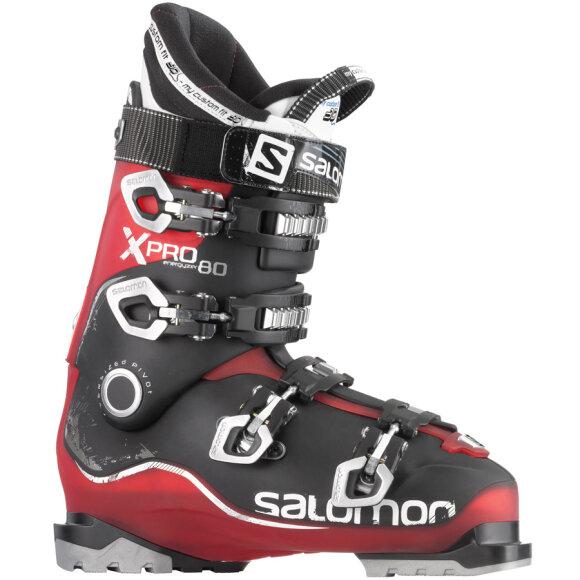 Salomon - X Pro 80 Red Translucent Black