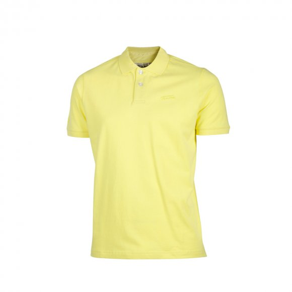 Tenson - Luka Polo Light Yellow