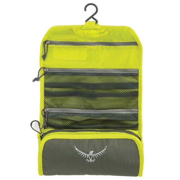 Osprey - WashBag Roll Electric Lime
