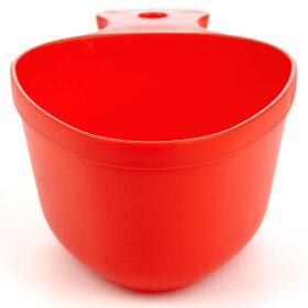 Wildo - Army Mugg 0,3L Rød