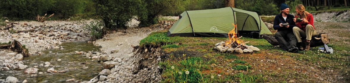 Camping Rejseudstyr