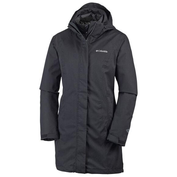 Columbia - Salcantay Long 3-i-1 jakke