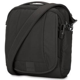 Pacsafe - Metrosafe LS200 Anti-Theft Shoulder Bag Black