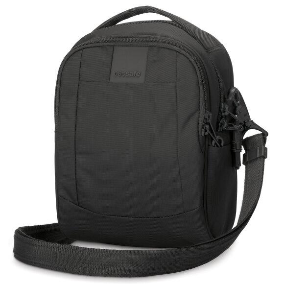 Pacsafe - Metrosafe LS100 Anti-Theft Cross Body Bag Black