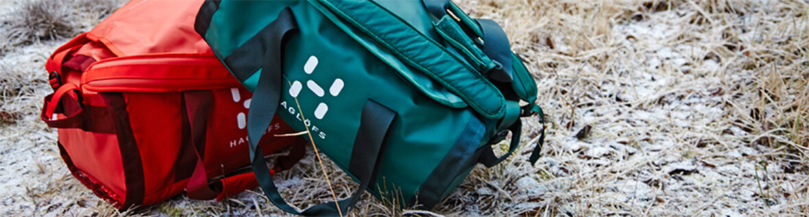 Sportstasker og duffelbags