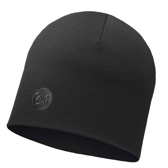 Buff - Tynd uldhue - Merino Wool Thermal hat
