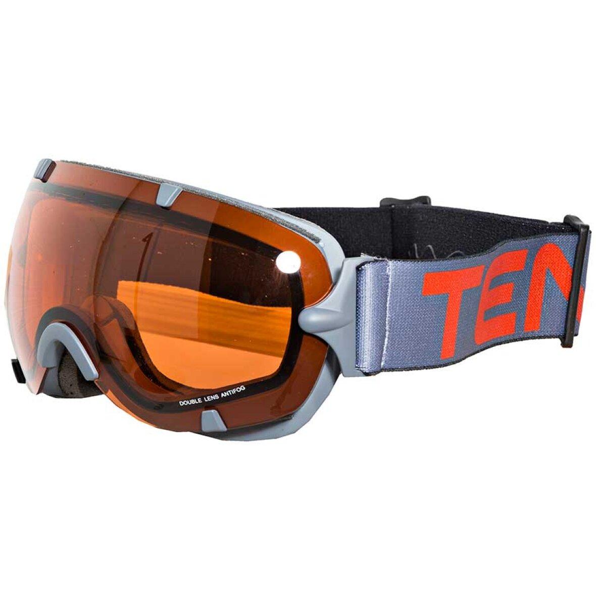 Goggles - Promoe Skibrille Antracithe er fede Goggles i lækre ... d9b61163ae042