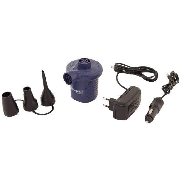Outwell - Luftpumpe Sky Pumpe 12V/230V