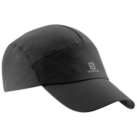 Salomon - Softshell Cap Black