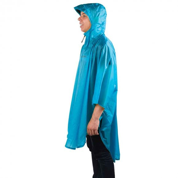 Sea To Summit - Ultra-Sil 15D Poncho Blue
