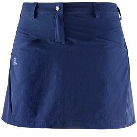 Salomon - Wayfarer Skirt W Medieval Blue