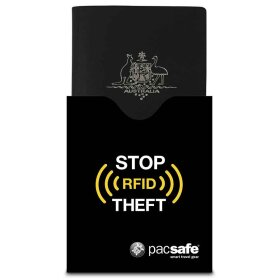 Pacsafe - Pasbeskytter RFID Sleeve 50 fra Pacsafe