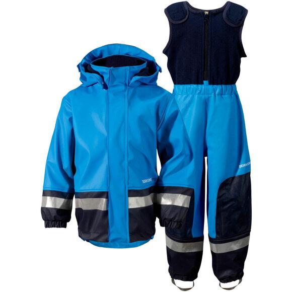 Didriksons - Boardman Kids set Sharp Blue