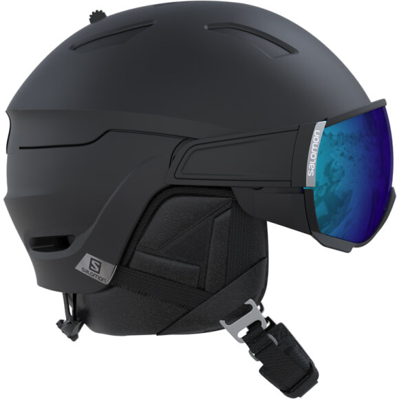 Salomon - Luksus skihjelm Driver All Black