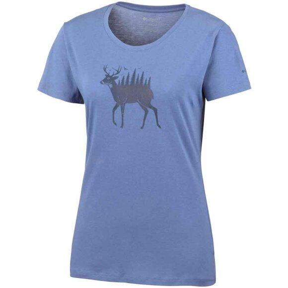 Columbia - Abby Avenue Tee Bluebell