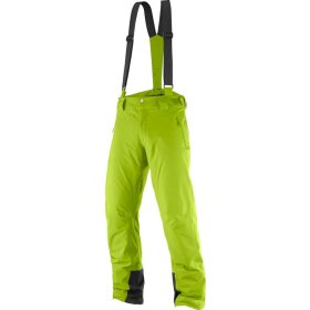 Salomon - Iceglory Pant M Acid Lime