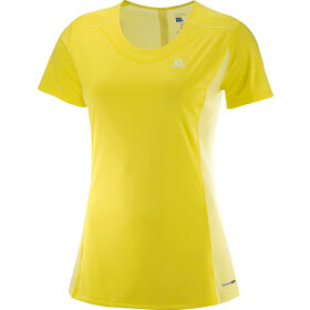 Salomon - Agile Heather Tee W