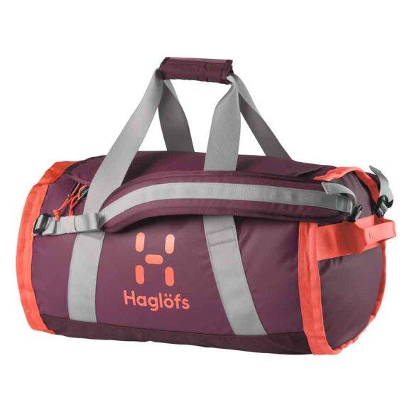 Haglöfs - Lava 50 liter Aubergine/Coral Pink