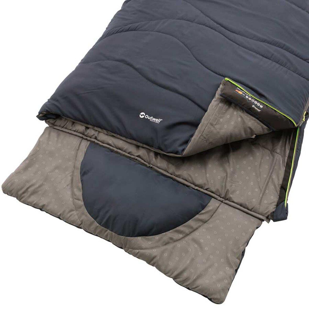 Ubrugte Sovepose Contour Lux XL | Skøn søvn på rejsen fra Outwell | Køb her! MC-44