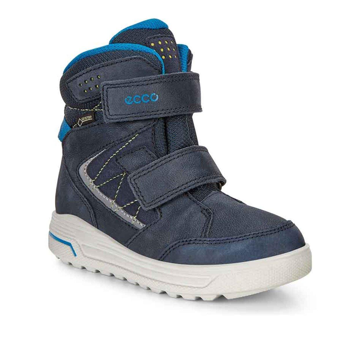 37d10ec4c28 Skøn børnestøvle! | Ecco - Urban Snowboarder Night Sky - Køb her!