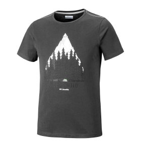 Columbia - Wild Camp Tee M Shark