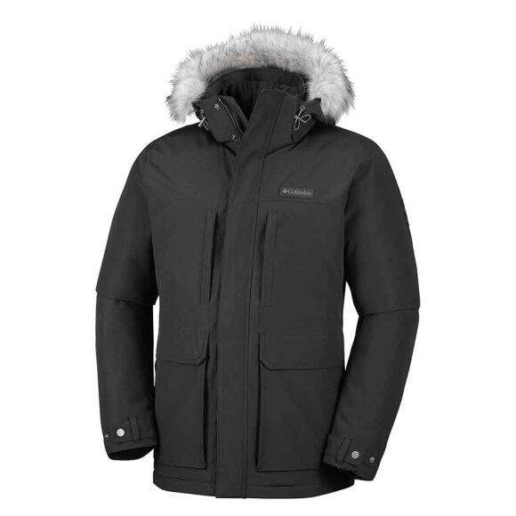 Columbia - Marquam Peak Jacket M Black