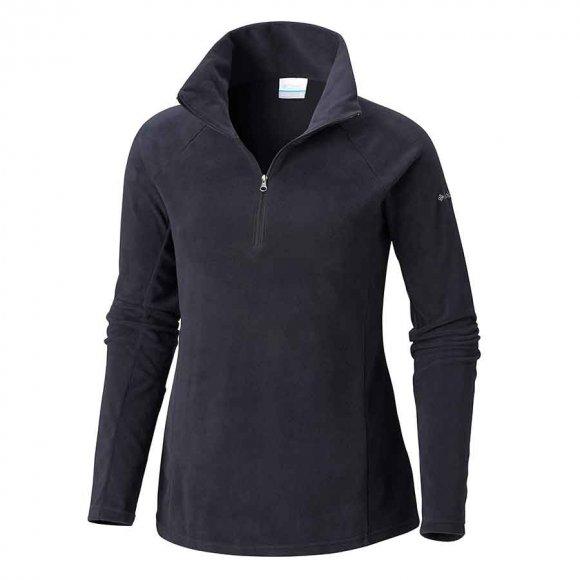 Columbia - Glacial 1/2 Zip Fleece Black