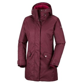 Columbia - Pine Bridge Jacket Rich Wine