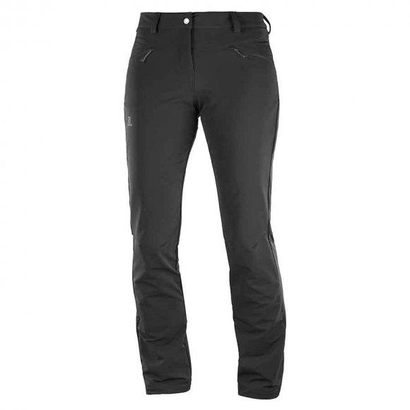 Salomon - Wayfarer Warm Pant W Black