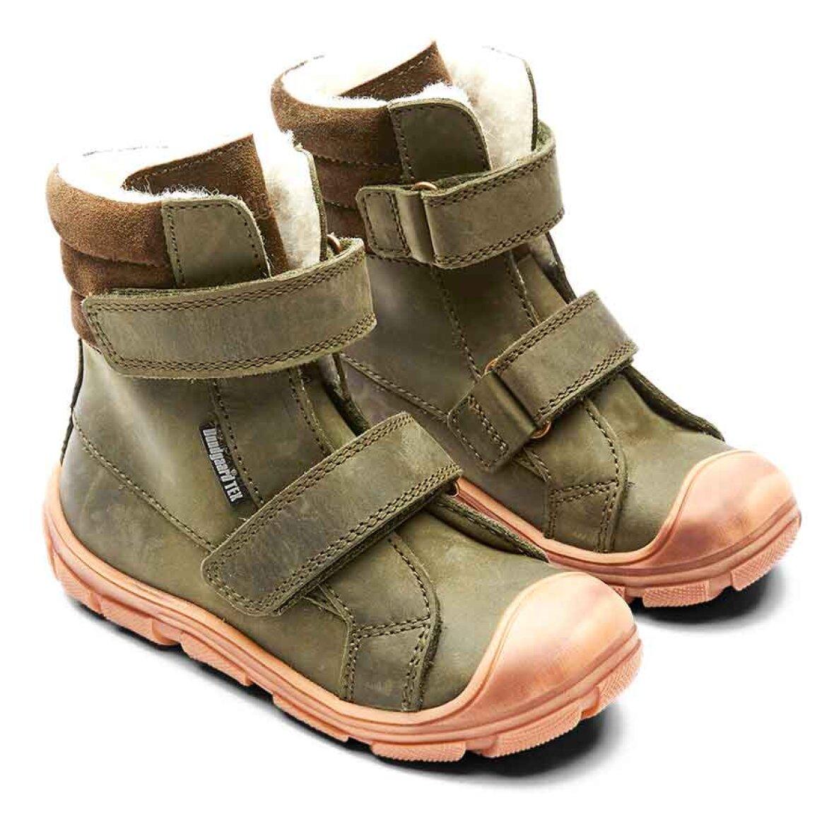 b33f609bee78 Designer vinterstøvler til børn!