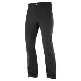 Salomon - Wayfarer Warm Pant M Black