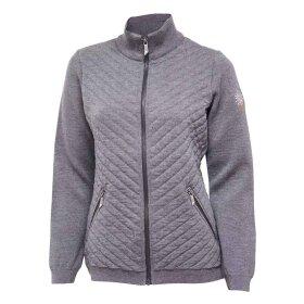 Ivanhoe - Kicki Full Zip Grey