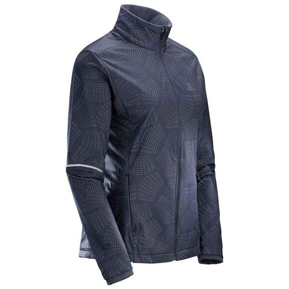 Salomon - Agile Warm Jacket W Graphite