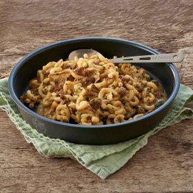 Trek'n'eat - Jægergryde med pasta oksekød