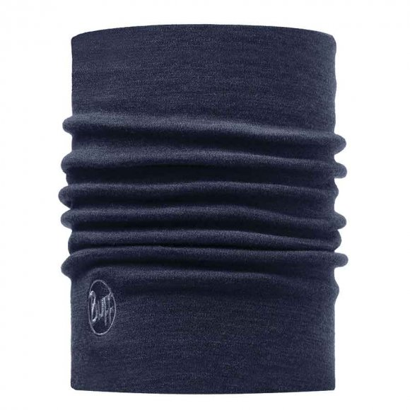 Buff - Wool Thermal Neckwarmer Denim