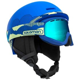 Salomon - Grom Pop Blue Mat