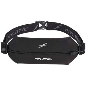 FITLETIC - FITLETIC Mini Sport Belt Black