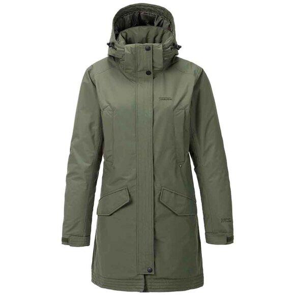 432f0ca7b10 Smart og funktionel vinter jakke! | Tenson 1951 - Kaija Khaki - Køb her!