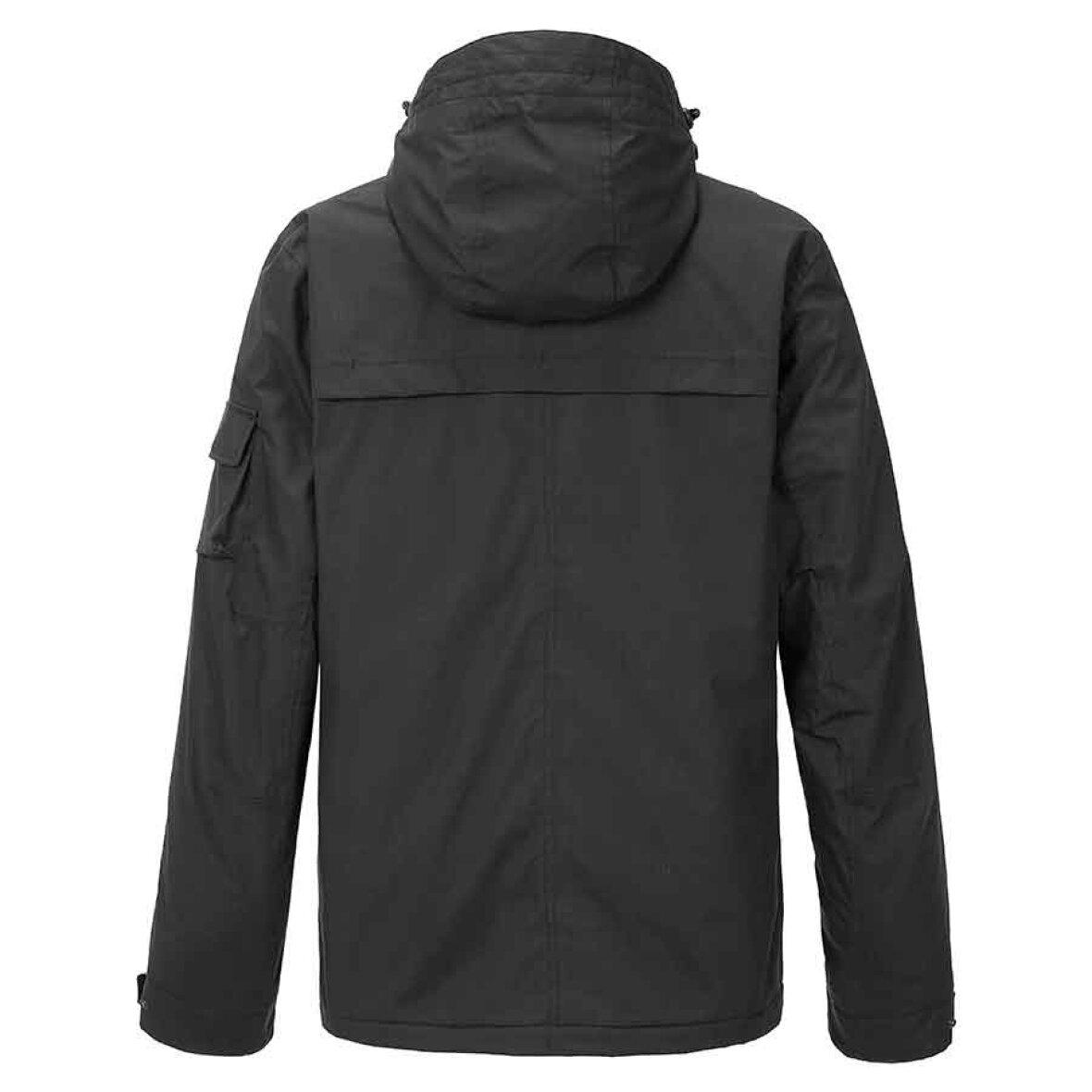 b686d6ad98a Holdbar vinter jakke med 4 lommer!   Tenson - Danny M Black - Bestil ...