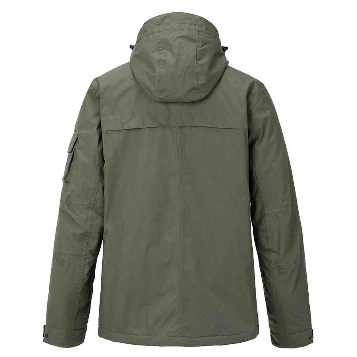 88f88a54db8 Vinter jakke bygget på rå kvalitet   Tenson - Danny M Khaki - køb her!