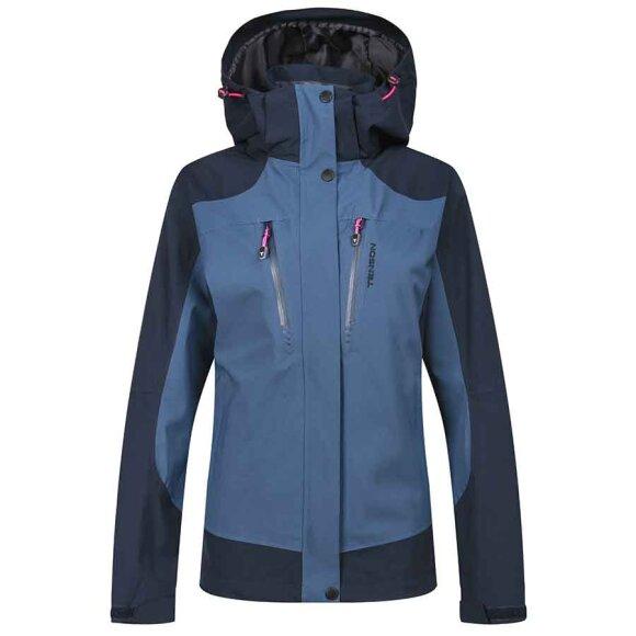 Tenson - Southpole W Jacket Blue