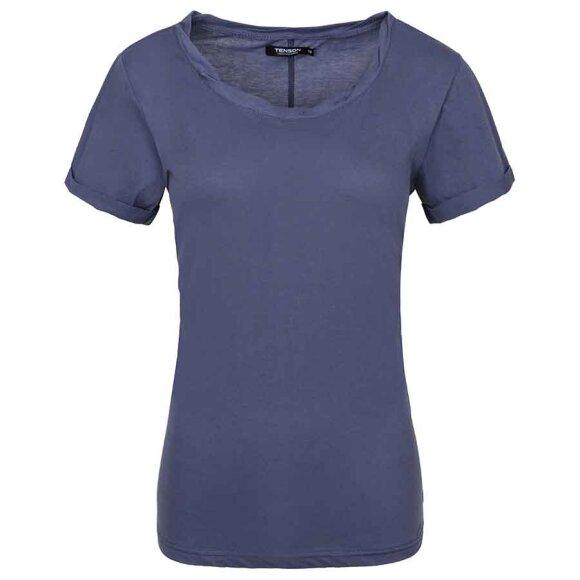 Tenson - Alanah T-shirt Dark Blue
