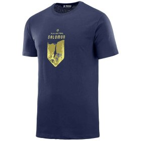 Salomon - X Alp Graphic SS Tee M